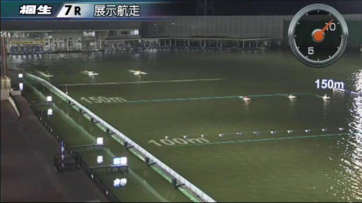 ボートレース桐生生配信・みんドラ11/13(みんなのドラキリュウライブ)レースライブ