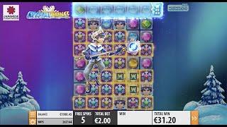 【最新スロット】クリスタルプリンス(Crystal Prince)プレイ動画【オンラインカジノ】