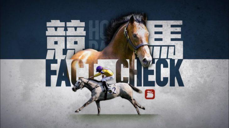 競馬Fact Check—直播八場泥地賽馬|Cloudy 陳華棟 子健 富仔提供貼士|蘋果日報 Apple Daily