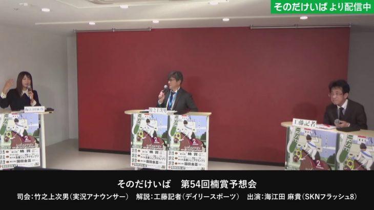 楽天競馬Live! そのだ金曜ナイター中継(10月30日(金)配信分)