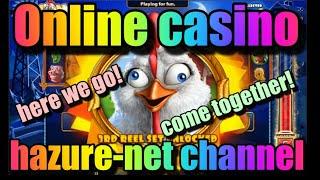オンラインカジノ..スロットもhazure-net…