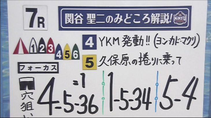 ボートレース桐生生配信・みんドラ12/4(みんなのドラキリュウライブ)レースライブ