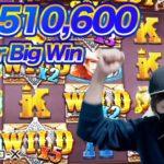 【激アツ】🔥一撃150万円!ボーナスハント中に起こった奇跡!【オンラインカジノ】【CASINO-X kaekae】【Wild West Gold】【プラグマ】