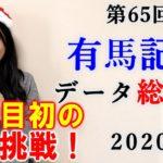 【競馬】有馬記念 2020 データ総点検 (枠順抽選時に生ライブ配信やります!) ヨーコヨソー