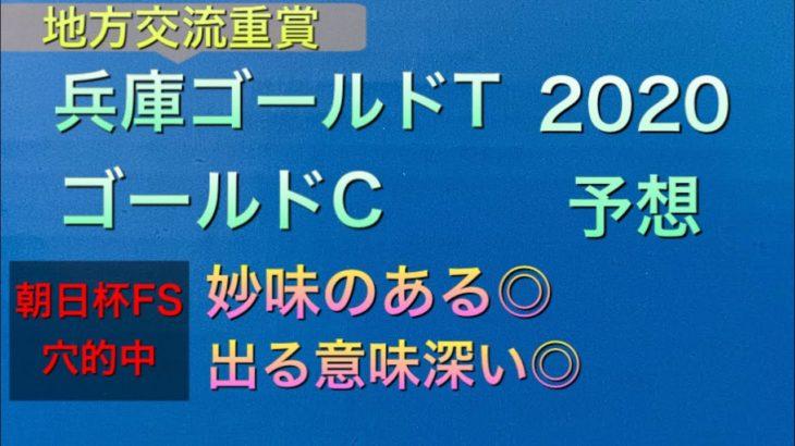 【競馬予想】 地方交流重賞 兵庫ゴールドトロフィー ゴールドカップ 2020 予想