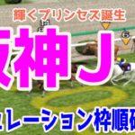 2020 阪神ジュベナイルフィリーズ シミュレーション 枠順確定【競馬予想】阪神JF