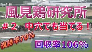【競馬 #2】中穴予想で一発逆転?!複勝率70%を叩き出し勝利する動画