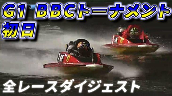 【G1BBCトーナメント/若松】初日 全レースノーカットダイジェスト 2020年【ボートレース・競艇】
