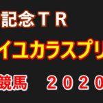 カムイユカラスプリント【船橋記念TR】船橋競馬2020予想