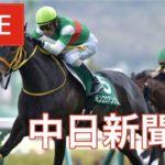 【競馬中継】『 中日新聞杯 』