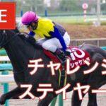【競馬中継】『 ステイヤーズS, チャレンジC 』