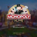 オンラインカジノ ベラジョンカジノライブ  モノポリー生配信 たまに時事ネタ