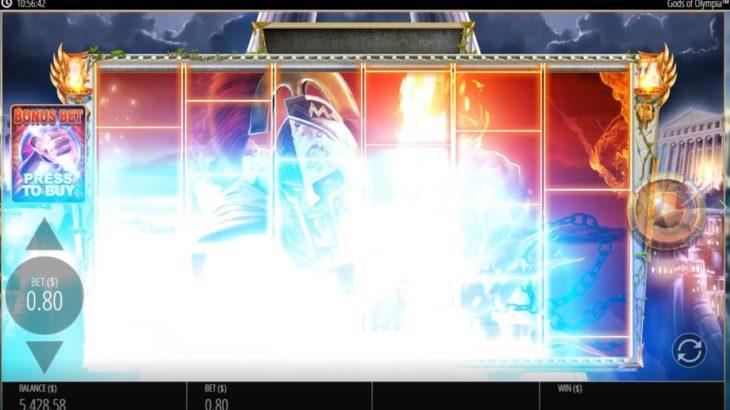 【ジョイカジノ】オンラインカジノ高配当演出まとめ:ゼウス#18