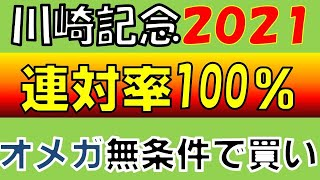 【地方競馬】川崎記念 2021 予想