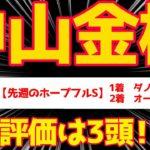 【競馬予想】中山金杯2021 S評価はアノ穴馬!