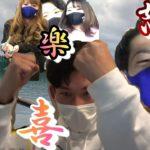 #3【競艇・ボートレース】極限旅打ちボート~喜怒哀楽~桐生VS若松VS大村!