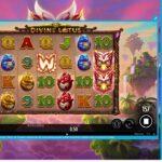 【オンラインカジノ】実践日記#5 ベラジョンカジノ (Divine Lotus) ビデオスロット  Vera&John