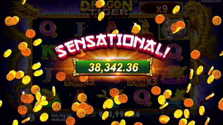メガウィン66.000 CNY【オンラインカジノ】【1xslots】【Dragon Tiger】