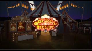 オンラインカジノ 自動で勝てる? GoldenTicket ep5