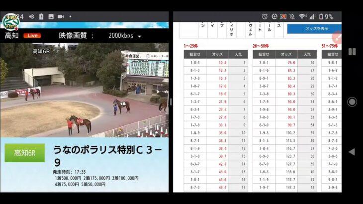 ライブ地方競馬【TCK女王杯】プロ競馬予想TV(horse Racing Sports)