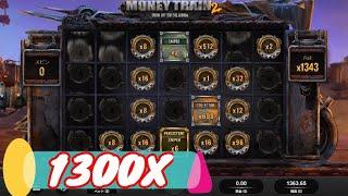money train 1300X BigWin!シンプルカジノ