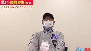 【競馬エイト調教診断】日経新春杯(柳&明木)