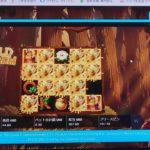 オンラインカジノ、ワイルドスワーム大群モードの結果