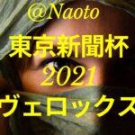 【東京新聞杯2021予想】ヴェロックス【Mの法則による競馬予想】