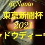 【東京新聞杯2021予想】シャドウディーヴァ【Mの法則による競馬予想】