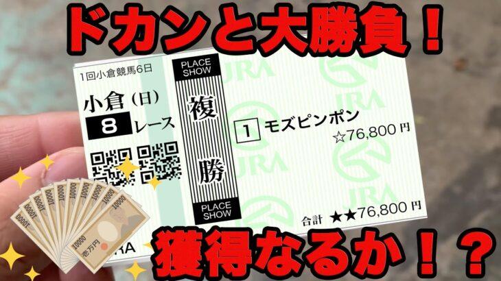 【競馬に人生賭けた大勝負】2日間で10万円突っ込む漢の勝負VLOG!パドック判断します!【ギャンブル中毒】【検証】