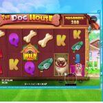 【オンラインカジノ】実践日記#9 ベラジョンカジノ (The Dog House Megaways) ビデオスロット  Vera&John