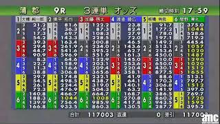 ボートレースライブ KIRIN CUP 優勝戦 最終日 蒲郡競艇