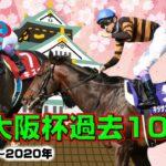 【競馬】大阪杯過去10年:2011年~2020年