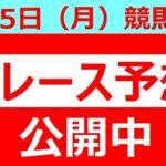 3/15(月) 【全レース予想】(全レース情報)■船橋競馬■
