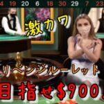 【毎日カジノ#9】リベンジルーレット!今回は絶対勝つ!