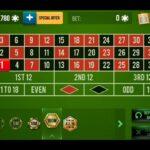 ルーレット 98,48%以上の攻略法 ルーレット 攻略 オンラインカジノ ギャンブル onlinecasino   Roulette roulette オンラインカジノで生活している男