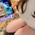【オンラインカジノ】Reactoonz(リアクトゥーンズ)【賭爆乳女子のぽよカジ】【カジノシークレット】