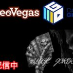 【オンラインカジノ/オンカジ】【レオベガス】深夜スロット配信