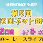 第5回住信SBIネット銀行賞 2日目