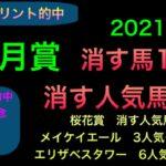 【競馬予想】 皐月賞 2021 消す馬 消す人気馬 事前予想