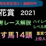 【競馬予想】 桜花賞 2021 参考レース解説 消す馬 事前予想