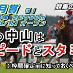 【競馬】皐月賞2021 スピードだけでは勝てない今年の中山【競馬の専門学校】