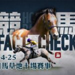 賽馬直播| 競馬Fact Check 2021-04-25 Live直播十場HKJC香港賽馬會沙田草地日馬 即場貼士 AI模擬賽果 排隊馬