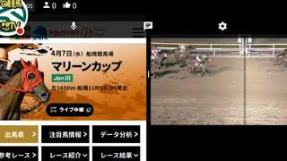ライブ地方競馬【マリーンカップ 七匹のウマ娘のレース】プロ競馬予想TV(horse Racing Sports)