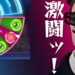 【オンラインカジノ】激闘(のつもり)!限られたmoneyでcherry pop爆買いしたぁ!!『レオベガスカジノ』