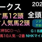 【競馬予想】 オークス 東京優駿牝馬 2021 全頭診断 事前予想