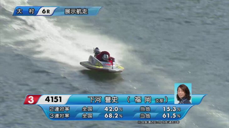 2021.5.24 G2モーターボート賞〜マクール賞〜優勝戦日(裏解説なし)