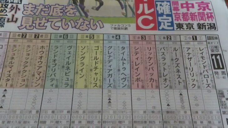 NHKマイルC 競馬予想 金曜日段階