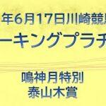 【川崎競馬予想】スパーキングプラチナチャレンジ、他10R・12R、北海優駿も!【2021年6月16日】
