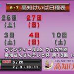 高知けいば中継 2021/06/27